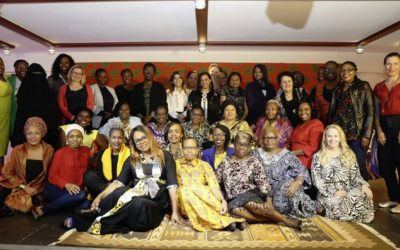 'Women at the Forefront': Three Interviews From PublisHer at Nairobi