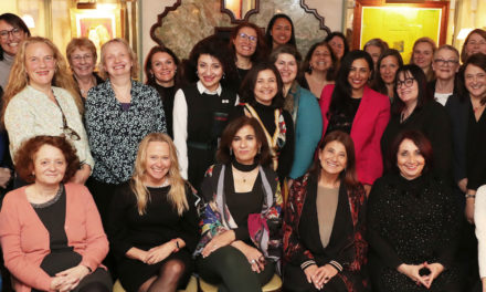 First PublisHer Dinner: Working to Support Women in Publishing